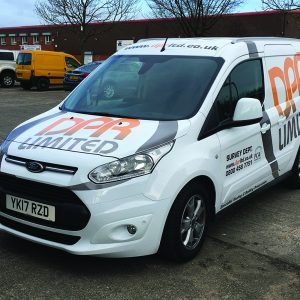 Vehicle Graphics For DPR Ltd