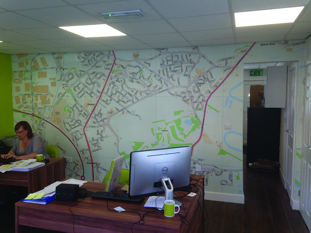 Trinity Lettings Wall Vinyl MAP Web